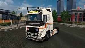 volvo truck configurator new volvo fh v2 6 truck euro truck simulator 2 mods