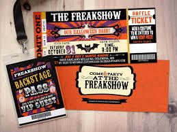 halloween carnival invitations disneyforever hd invitation