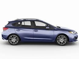 2017 subaru impreza sedan silver 3d subaru impreza 5 door 2017 cgtrader