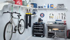 Wood Shelving Designs Garage by Garage Shelving Ideas How To Deal With That Tomichbros Com