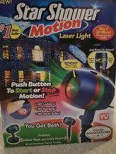star shower magic motion laser spike light projector star christmas lights ebay