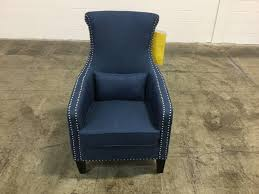 Blue Accent Chair Discount Furniture Accent Chairs Furniture Near Me Outlet