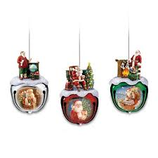 dona gelsinger s santa sleigh bells ornaments set one
