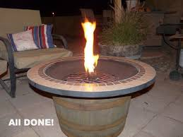 Wine Barrel Fire Pit Table by 21 Ways To Reuse A Wine Barrel On Your Homestead Homesteading