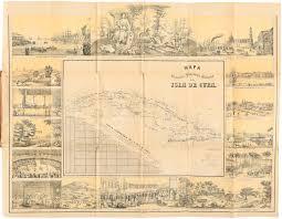 Plano Map Two Maps In Folder Plano Pintoresco De La Habana Con Los Numeros