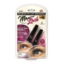 Eyelash Extensions Worcester Ma Jml Max Lash Brush On Fibre Lash Extension Mascara Effect