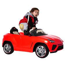 toy lamborghini lamborghini urus 12v licensed ride on car charles bentley