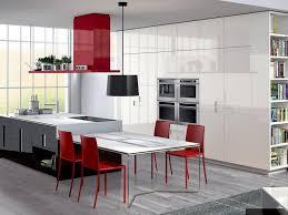 Kitchen Chairs  Amazing Red Kitchen Chairs Retro Red Kitchen - Red kitchen table and chairs