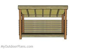 Diy Wood Shed Plans Free by Free Wood Shed Plans Myoutdoorplans Free Woodworking Plans And