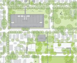 how to draw floor plans for a house gallery of johnston marklee u0027s design for menil drawing institute