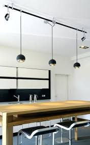 Pendant Track Lighting For Kitchen Track Lighting Pendants Kitchens Modern Interior Lights Ideas With