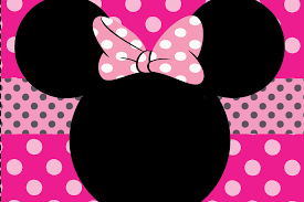 minnie mouse bow silhouette clip art 74