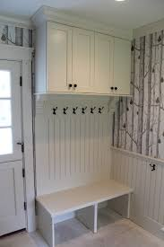 Mud Bench Bench Seats Lockers Cubbies Mudroom Traditional Entry