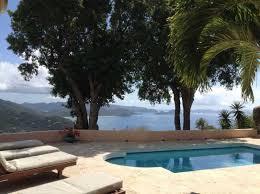 Cane Garden Bay Cottages Tortola - cielo villa luxury 5 bedroom villa above cane garden bay british