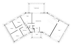 plan maison 4 chambre plan maison 4 chambres 130m2