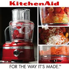 kitchen aid food processor kitchenaid artisan 4 l food processor almond food