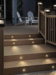 deck stair lights led