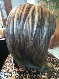 grey hair highlights and lowlights best highlight lowlights hairstyles pictures styles ideas 2018