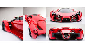 ferrari supercar concept passion for luxury the designer of the ferrari f80 concept opens