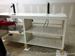 Vessel Sink Vanities Without Sink How To Build A Custom Vanity Without The Custom Price Tag Farm