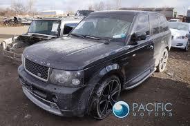 silver range rover black rims set front bumper grille u0026 fender trim black silver range rover