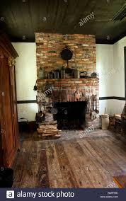 brick fireplace stock photos u0026 brick fireplace stock images alamy