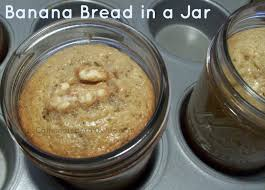 banana bread in a jar ship a bit of home overseas caffeinated
