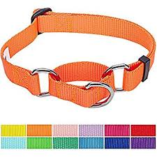 martingale collars for dogs durable d ring heavy duty
