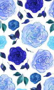 best 25 blue flower wallpaper ideas on pinterest flower