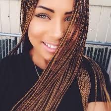 thin hair braids thin braids natural hair style braids pinterest makeup thin box
