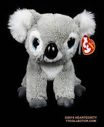 kookoo ty beanie babies koala bear