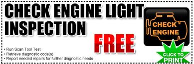 Free Hyundai Check Engine Light Code Retrieval Service Special San