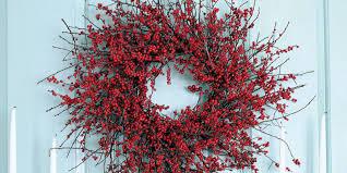 holiday wreaths easy holiday wreath ideas