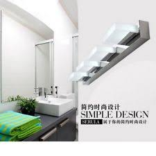 Bathroom Light Fixture Modern Bathroom Light Fixture Ebay
