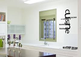 stickers pour la cuisine autocollant de décoration murale pour la cuisine décoration