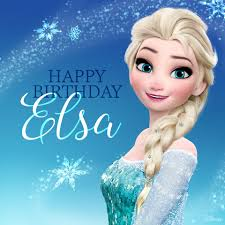 happy birthday elsa disney princess photo 39151398 fanpop