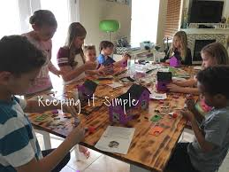 keeping it simple kids halloween party ideas games and crafts