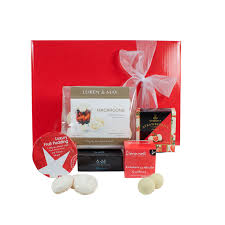 gift wrapped up christmas hamper mini treats gift wrapped up