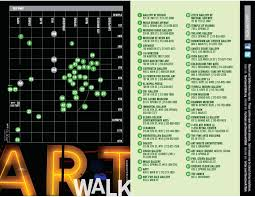 Map Downtown Los Angeles by Map Downtown Los Angeles Art Walk