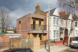 haringey brick house satish jassal architects archdaily