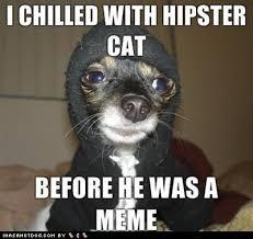 Hipster Dog Meme - i has a hotdog hip funny dog pictures dog memes puppy