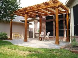 Covered Patio Designs Design Ideas Backyard Arbor And Attached by Patio Ideas Patio Cover Ideas Diy Diy Fabric Patio Cover Ideas