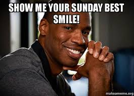 Show Me Meme - show me your sunday best smile good guy jason make a meme