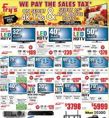 frys deals black friday frys electronics ad samsung 60