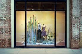 anthropologie s fall window displays