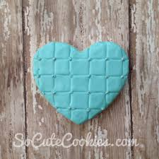 tiffany themed baby shower so cute cookies