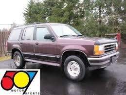 1994 ford explorer xlt purple ford explorer xlt for sale in