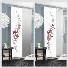 sliding curtain room dividers sliding panel curtains