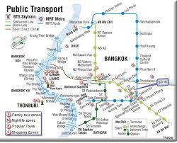 Bangkok Map Map Images Bangkok Sm Hub