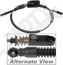 apdty 035822 auto transmission gearshift shift control cable